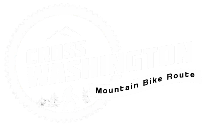 Cross-washington mountain bike route